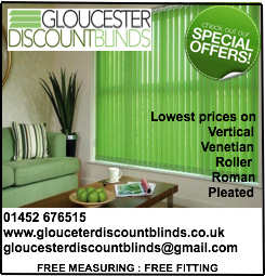 Gloucester Discount Blinds