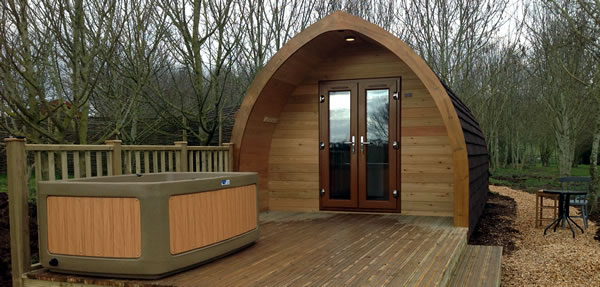 Gloucestershire Glamping Pod Manufacturer