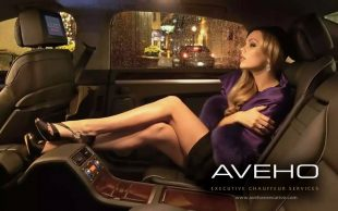 AVEHO Executive Chauffeur Service In The Cotswolds