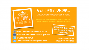 Cotswold Mobile Bar Co.
