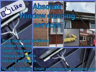 Absolute Window CLeaning Services