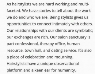 Lavish Hairdressing