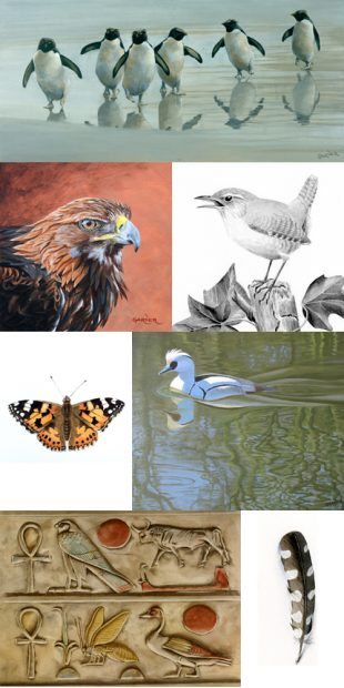 Jackie Garner Wildlife Art