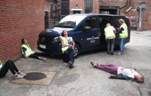 How to deal with a workplace emergency at Bombay Sapphire