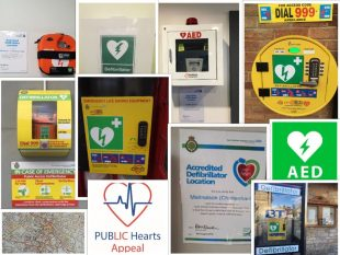 Co-Founder of #CheltDefib Campaign to raise awareness & numbers of lifesaving public access defibrillators